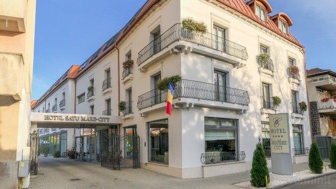 Satu Mare City Hotel Szatmárnémeti