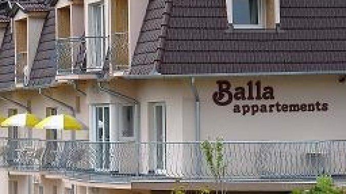 Balla Apartment Zalakaros