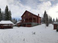 Cabană Fântânele, Casa de oaspeți Bucsin