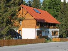 Pensiune Săldăbagiu Mic, Casa Arnica Montana