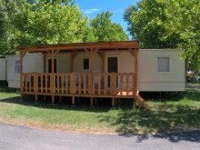 Vacation home Marcalgergelyi, Mobile home - Pelso Camping