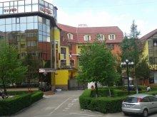 Szállás Tăuni, Hotel Tiver