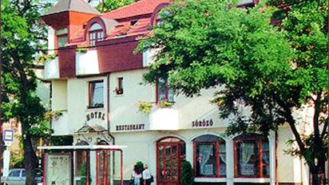 Hotel Krisztina Budapest