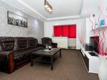 Apartament Brâncoveanu, Apartament Lux