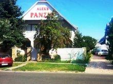 Apartman Ebes, Alex's Apartman & Panzió