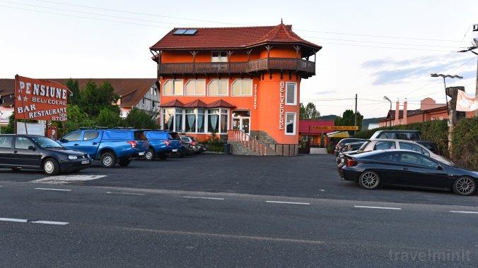Belvedere Vila Hațeg
