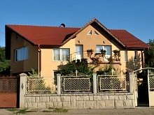 Casă de oaspeți Șieu-Odorhei, Casa de Oaspeți Krimea