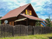 Chalet Pinticu, Wooden Cottage Praid