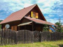 Chalet Ruștior, Wooden Cottage Praid