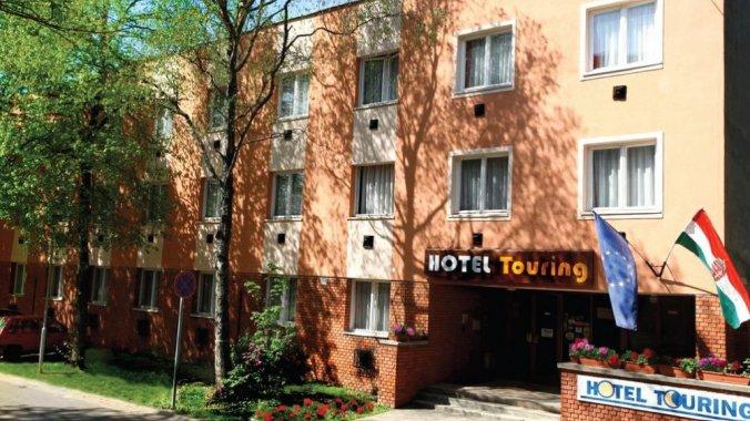 Hotel Touring Nagykanizsa