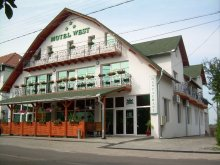 Apartman Chereușa, West Motel