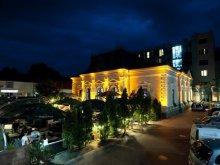 Szállás Burlești, Hotel Belvedere