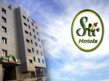 Accommodation Heleșteu, Sir Orhideea Hotel