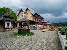 Hotel Volkány (Vulcan), Trei Brazi Kulcsosház