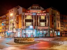 Accommodation Fețeni, Hotel Hermes