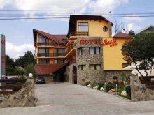 Accommodation Valea Cetățuia, Hotel Oasis