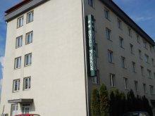 Hotel Buda (Blăgești), Hotel Merkur