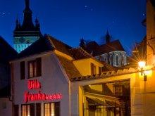 Hotel Felsőszombatfalva (Sâmbăta de Sus), Hotel Vila Franka