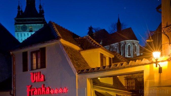 Hotel Vila Franka Sighisoara