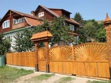 Casă de oaspeți Anieș, Pensiunea Kozma