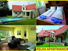 Accommodation Bükfürdő, Relax Apartment