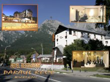 Hotel Mustățești, Hotel Pârâul Rece