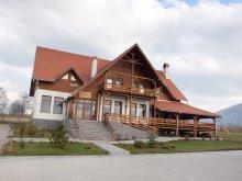 Panzió Somoska (Somușca), Várdomb Panzió