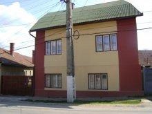 Szállás Gyeröfalva (Păniceni), Shalom Vendégház