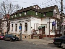 Pensiune Borzești, Pensiunea Vidalis
