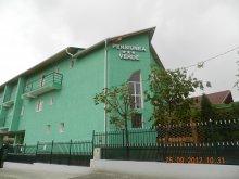 Pensiune Corvinești, Pensiunea Verde