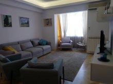 Apartment Negrilești, Black & White Apartment