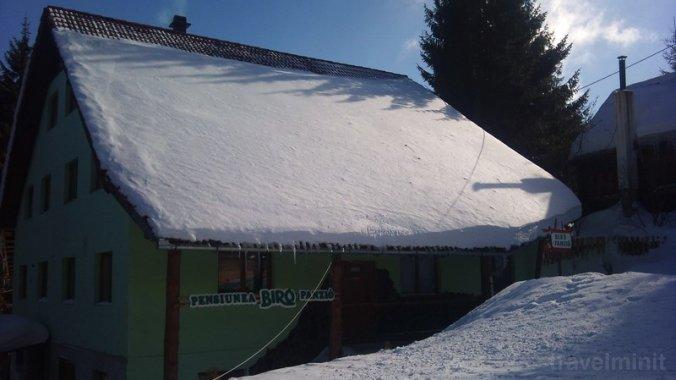Bíró Guesthouse Harghita-Băi