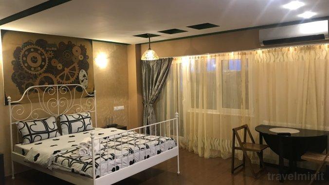 Tei Studio Apartman Bukarest