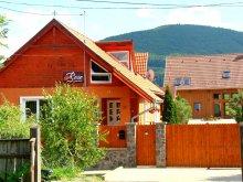 Accommodation Zăpodia (Traian), Rose Guesthouse