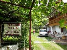 Pensiune Carpen, Vila Rustica