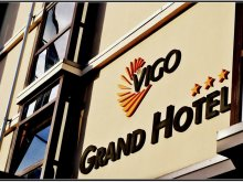 Szállás Căldărăști, Vigo Grand Hotel