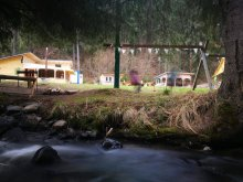 Camping Transilvania, Camping Fain