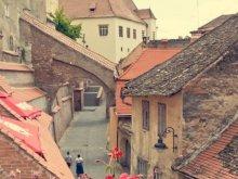 Cazare Ocna Sibiului, Huet Residence