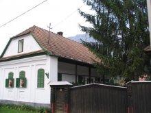 Casă de oaspeți Valea Giogești, Pensiunea Abelia