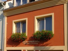Bed & breakfast Miskolctapolca, Cecey Guesthouse