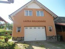 Kulcsosház Mirkvásár (Mercheașa), Laura Kulcsosház