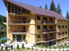 Cazare Glodu (Leordeni), Hotel Meitner
