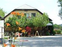 Bed & breakfast Nemesgulács, Guest House and Campsite Eldorado