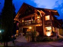 Hotel Höltövény (Hălchiu), Vila Zorile