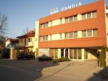 Szállás Zădăreni, Hotel Vandia
