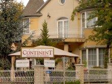 Hotel Tiszalök, Continent Hotel și Restaurant