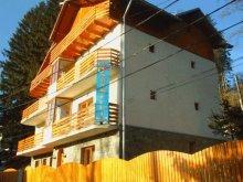Pensiune Ghirdoveni, Pensiunea Casa Soarelui