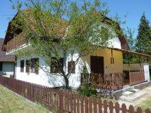 Casă de vacanță Magyarhertelend, Casa Krivarics