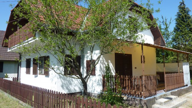 Krivarics Cottage Csokonyavisonta