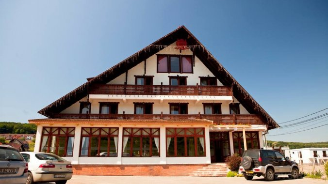 Koronka Guesthouse Corunca